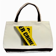 Internet Crime Cyber Criminal Basic Tote Bag