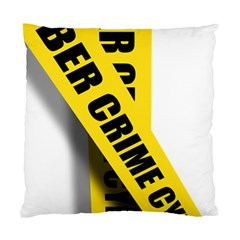 Internet Crime Cyber Criminal Standard Cushion Case (One Side)