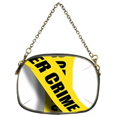 Internet Crime Cyber Criminal Chain Purses (Two Sides)