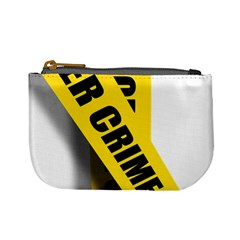 Internet Crime Cyber Criminal Mini Coin Purses