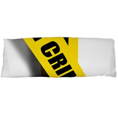 Internet Crime Cyber Criminal Body Pillow Case (Dakimakura)