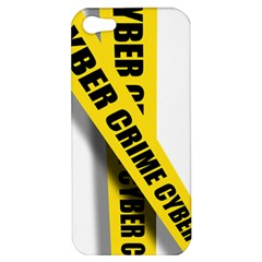 Internet Crime Cyber Criminal Apple iPhone 5 Hardshell Case