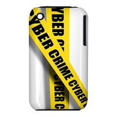 Internet Crime Cyber Criminal iPhone 3S/3GS