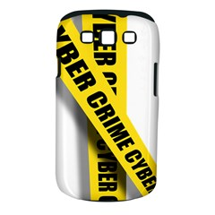 Internet Crime Cyber Criminal Samsung Galaxy S III Classic Hardshell Case (PC+Silicone)