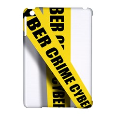 Internet Crime Cyber Criminal Apple iPad Mini Hardshell Case (Compatible with Smart Cover)