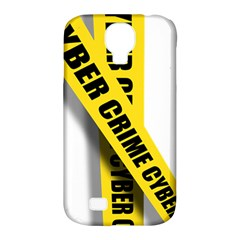 Internet Crime Cyber Criminal Samsung Galaxy S4 Classic Hardshell Case (PC+Silicone)