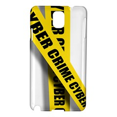 Internet Crime Cyber Criminal Samsung Galaxy Note 3 N9005 Hardshell Case