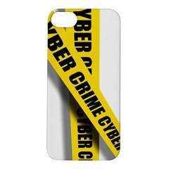 Internet Crime Cyber Criminal Apple iPhone 5S/ SE Hardshell Case