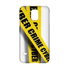 Internet Crime Cyber Criminal Samsung Galaxy S5 Hardshell Case
