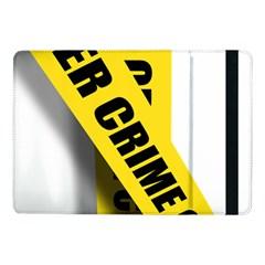 Internet Crime Cyber Criminal Samsung Galaxy Tab Pro 10.1  Flip Case