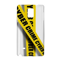 Internet Crime Cyber Criminal Samsung Galaxy Note 4 Hardshell Case