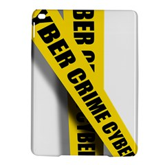 Internet Crime Cyber Criminal iPad Air 2 Hardshell Cases