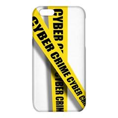 Internet Crime Cyber Criminal iPhone 6/6S TPU Case