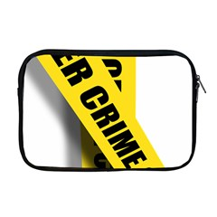 Internet Crime Cyber Criminal Apple MacBook Pro 17  Zipper Case