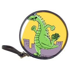 Godzilla Dragon Running Skating Classic 20-CD Wallets