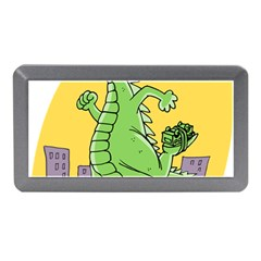 Godzilla Dragon Running Skating Memory Card Reader (Mini)