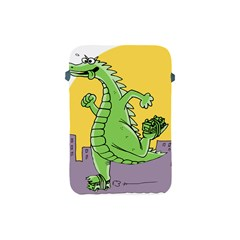 Godzilla Dragon Running Skating Apple iPad Mini Protective Soft Cases