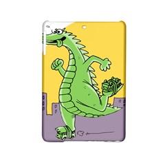Godzilla Dragon Running Skating iPad Mini 2 Hardshell Cases