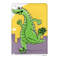 Godzilla Dragon Running Skating Samsung Galaxy Tab Pro 10.1 Hardshell Case