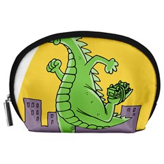 Godzilla Dragon Running Skating Accessory Pouches (Large)