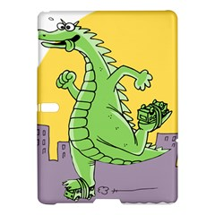 Godzilla Dragon Running Skating Samsung Galaxy Tab S (10.5 ) Hardshell Case