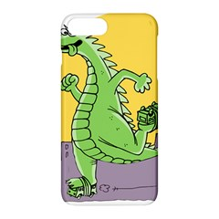 Godzilla Dragon Running Skating Apple iPhone 7 Plus Hardshell Case