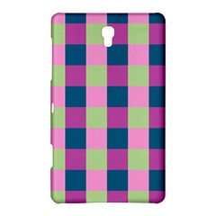 Pink Teal Lime Orchid Pattern Samsung Galaxy Tab S (8.4 ) Hardshell Case