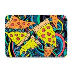 Pizza Pattern Plate Mats