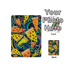 Pizza Pattern Playing Cards 54 (Mini)