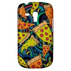 Pizza Pattern Galaxy S3 Mini