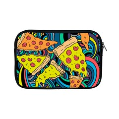 Pizza Pattern Apple iPad Mini Zipper Cases
