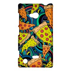 Pizza Pattern Nokia Lumia 720