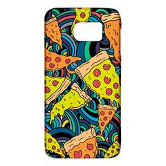 Pizza Pattern Galaxy S6