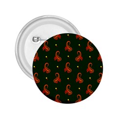 Paisley Pattern 2.25  Buttons
