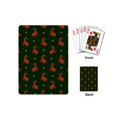 Paisley Pattern Playing Cards (Mini)