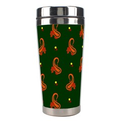 Paisley Pattern Stainless Steel Travel Tumblers