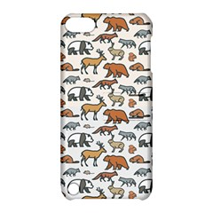 Wild Animal Pattern Cute Wild Animals Apple iPod Touch 5 Hardshell Case with Stand