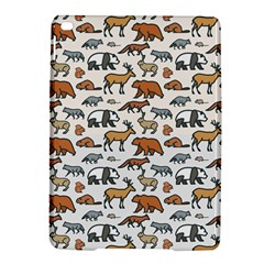Wild Animal Pattern Cute Wild Animals iPad Air 2 Hardshell Cases