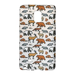 Wild Animal Pattern Cute Wild Animals Galaxy Note Edge