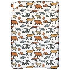 Wild Animal Pattern Cute Wild Animals Apple iPad Pro 9.7   Hardshell Case