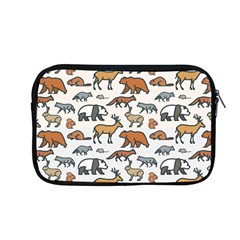 Wild Animal Pattern Cute Wild Animals Apple MacBook Pro 13  Zipper Case