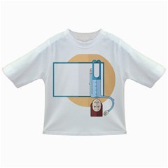 Presentation Girl Woman Hovering Infant/Toddler T-Shirts