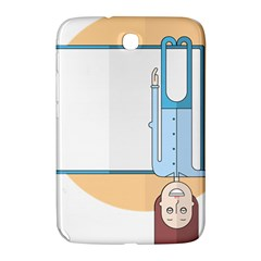 Presentation Girl Woman Hovering Samsung Galaxy Note 8.0 N5100 Hardshell Case