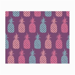 Pineapple Pattern Small Glasses Cloth