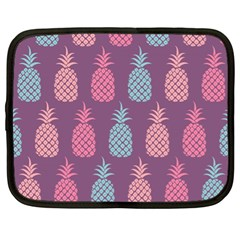 Pineapple Pattern Netbook Case (XL)