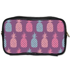 Pineapple Pattern Toiletries Bags 2-Side