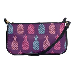 Pineapple Pattern Shoulder Clutch Bags