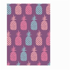Pineapple Pattern Large Garden Flag (Two Sides)