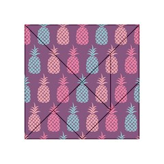 Pineapple Pattern Acrylic Tangram Puzzle (4  x 4 )