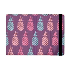 Pineapple Pattern Apple iPad Mini Flip Case